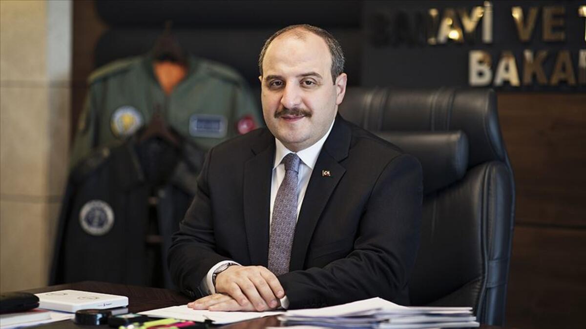 Sanayi ve Teknoloji Bakanı Varank'tan SARB-83 müjdesi!