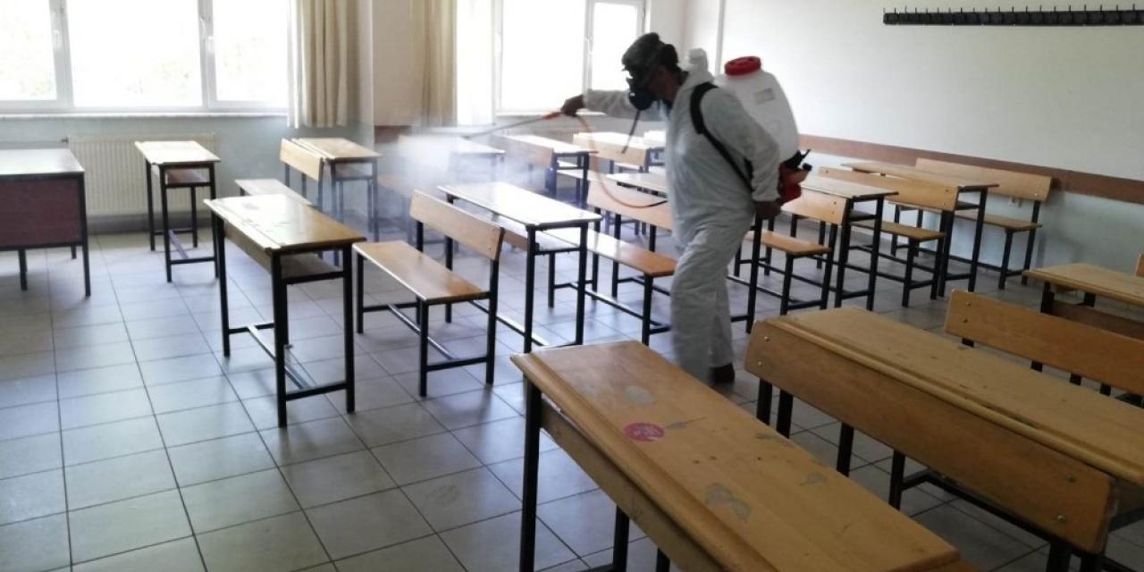 Kartepe'de okullar YKS sınavına hazırlandı