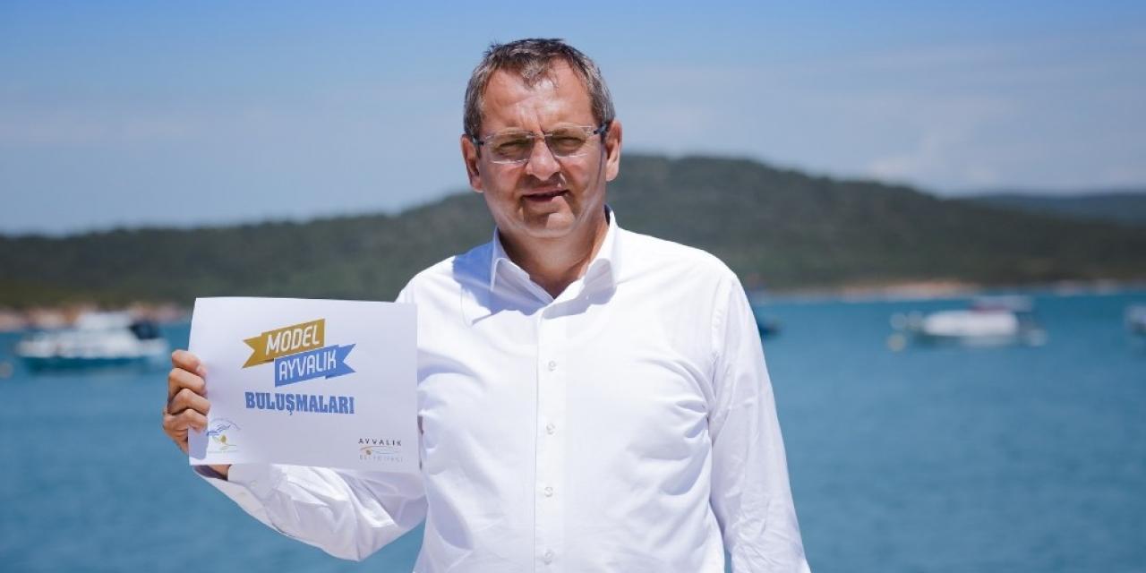 Ayvalık Belediye Başkanı Ergin: