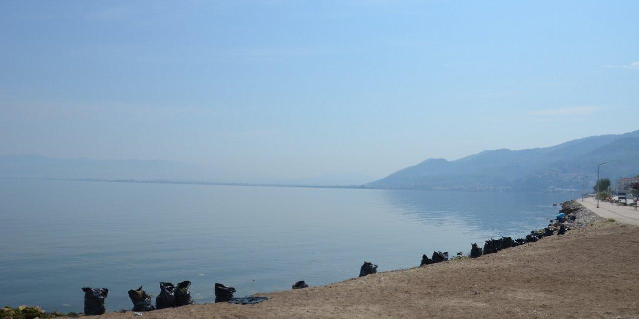 """Bursa'da sahillerin """"girilebilir"""" nitelikte olduğu açıklandı"""
