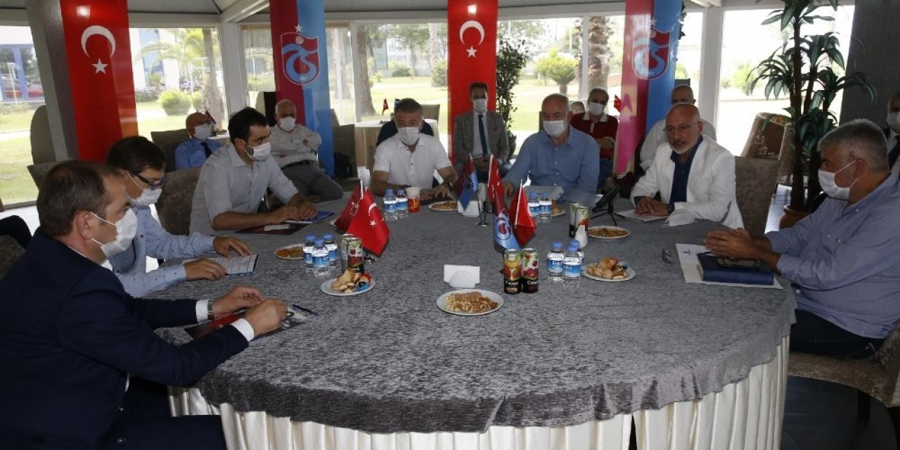 Trabzonspor 46'ncı  Divan Olağan Genel Kurul toplantısını gerçekleşktirdi