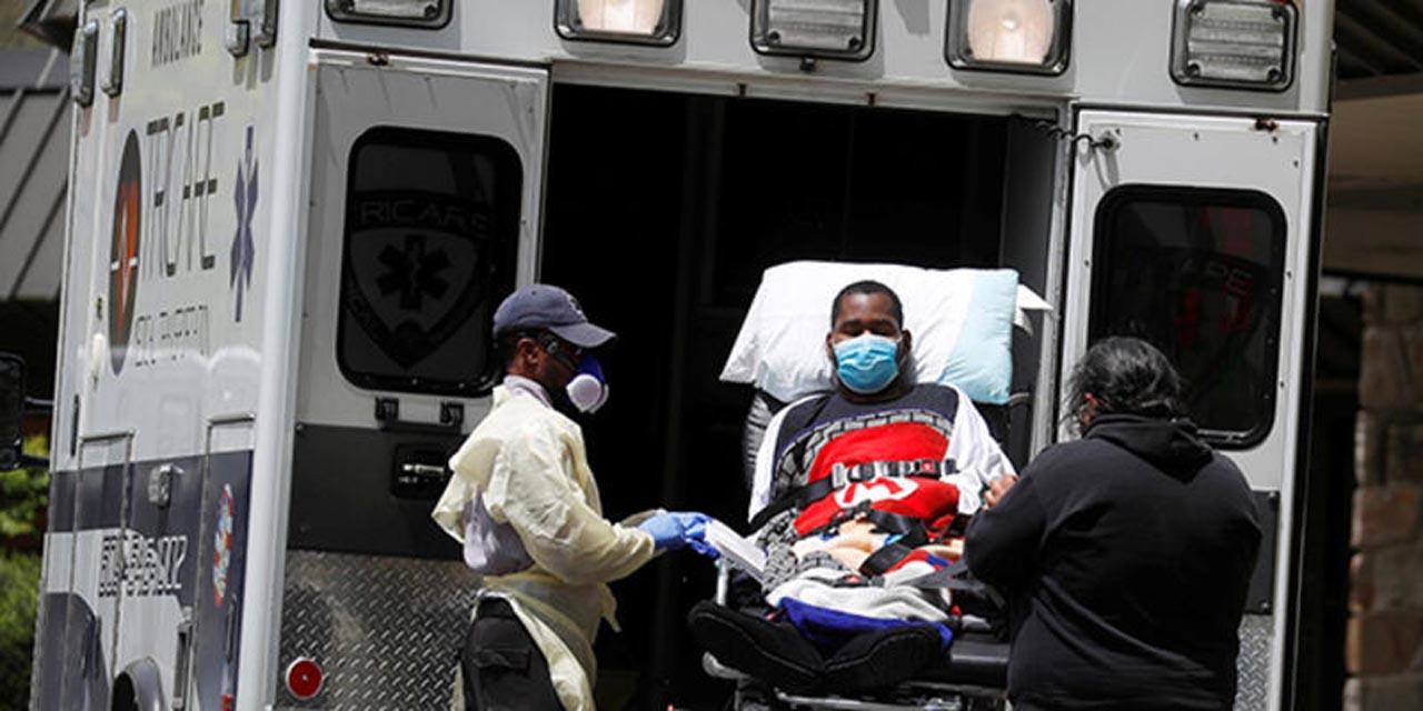 ABD'de koronavirüs kaynaklı ölüm sayısı son 24 saatte 2 bini aştı