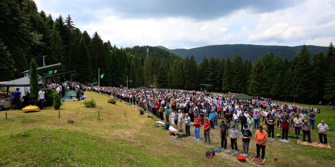 Bosna Hersek'teki 510. Ayvaz Dede Şenlikleri sona erdi