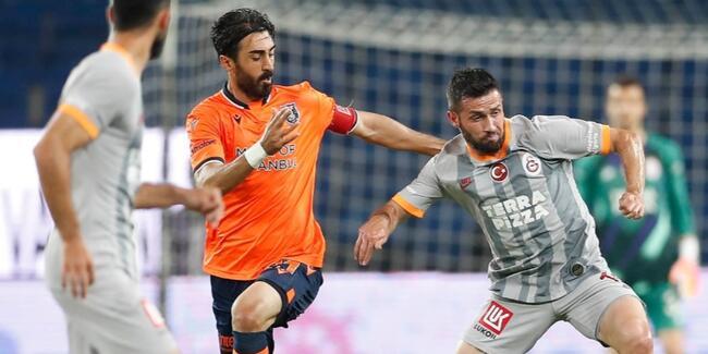 Başakşehir Galatasaray maçı nefes kesti! Galatasaray Başakşehir'i yıkamadı