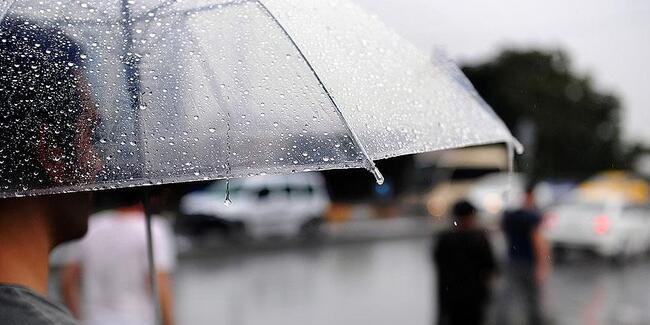 Hava durumu 29 Haziran Pazartesi | 7 bölge için yağış uyarısı