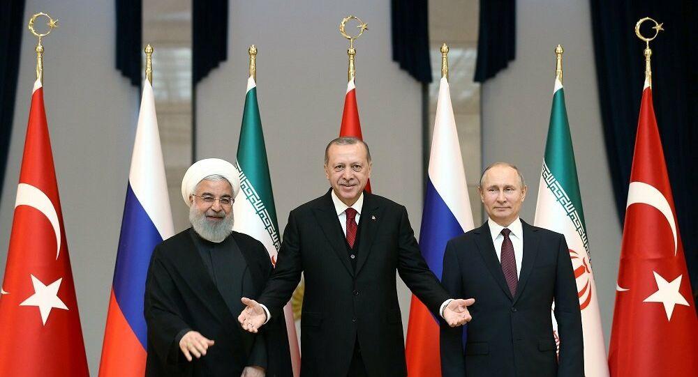 Erdoğan, Putin ve Ruhani video konferans ile görüşecek