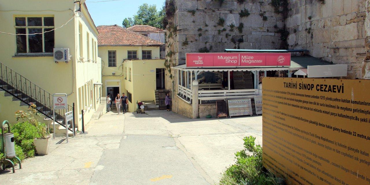 Sinop Tarihi Cezaevi ve Müzesi'nde 1 milyon 600 bin avroluk restorasyon projesi