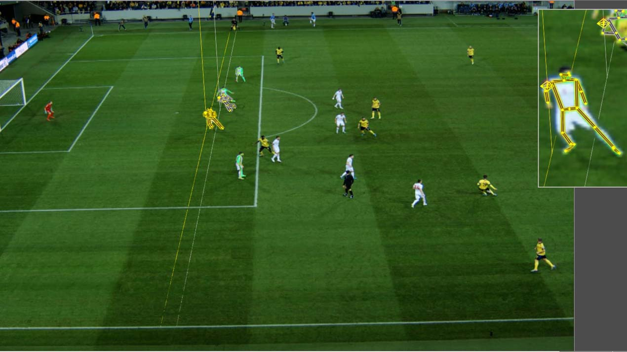 FIFA'dan yeni teknoloji!