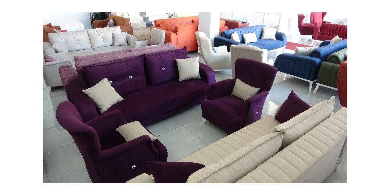 Samsun'un parlayan yıldızı mobilya sektörü