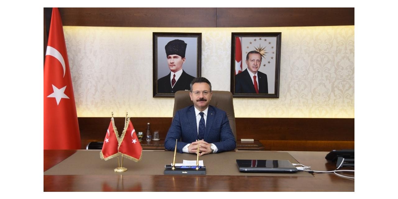 Aydın Valisi Aksoy'un 1 Temmuz Denizcilik ve Kabotaj Bayramı mesajı