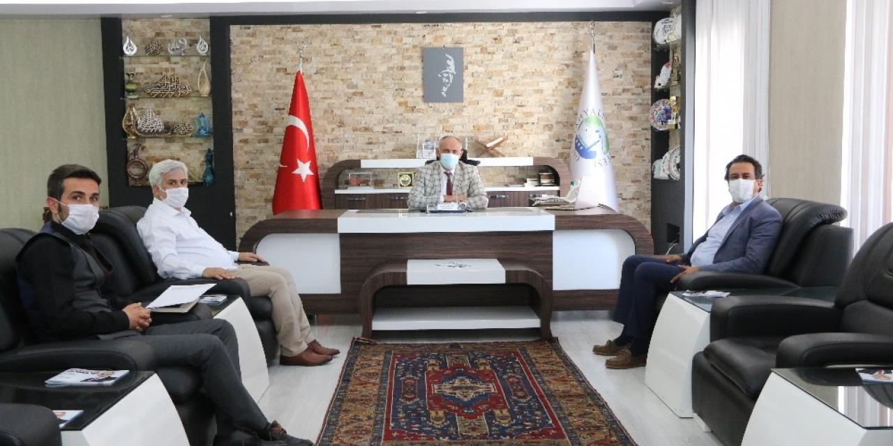 Başkan Öztürk'ten Kayserigaz'a teşekkür