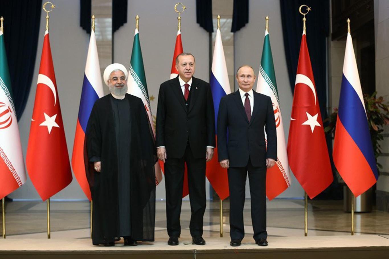 Üçlü Zirvenin ardından liderlerden ortak açıklama