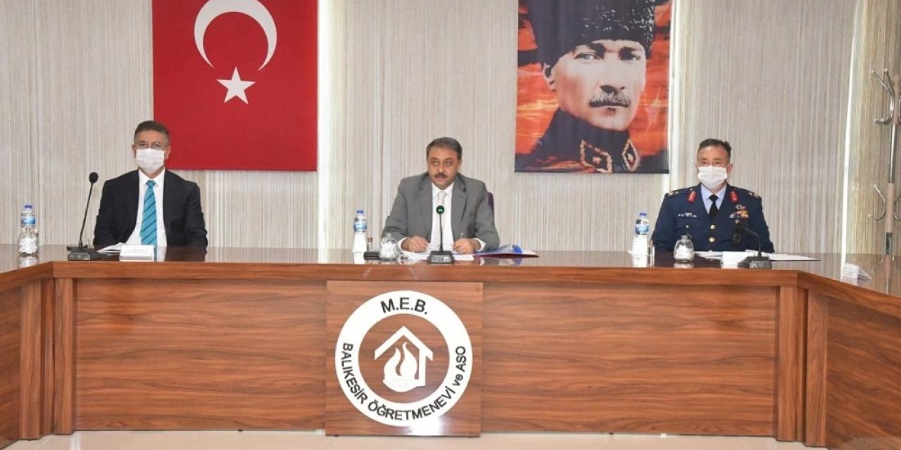 15 Temmuz etkinlikleri toplantısı gerçekleştirildi