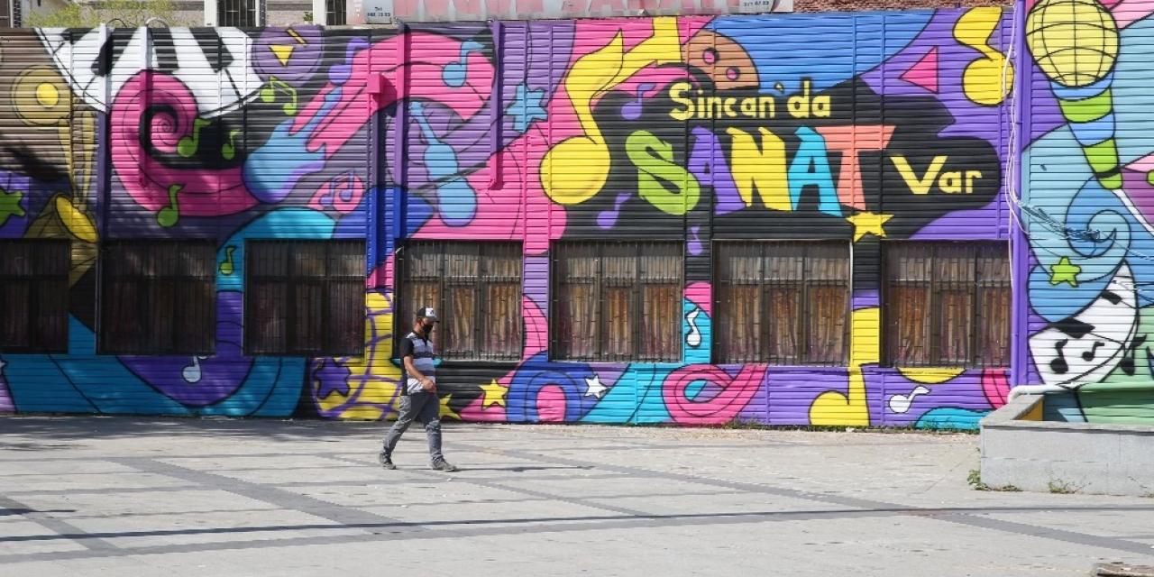 Sincan Belediyesinden amatör sanatçılara destek