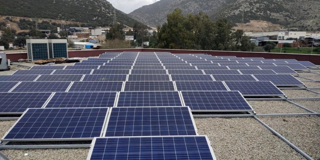 Muğla Büyükşehir Güneş sıcaklığını elektriğe çeviriyor