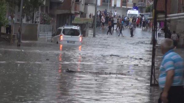 İBB sel mağdurlarına nakdi destek sağlayacak