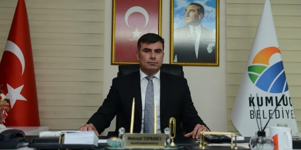 Kumluca Belediye Başkan Yardımcısı görevinden istifa etti