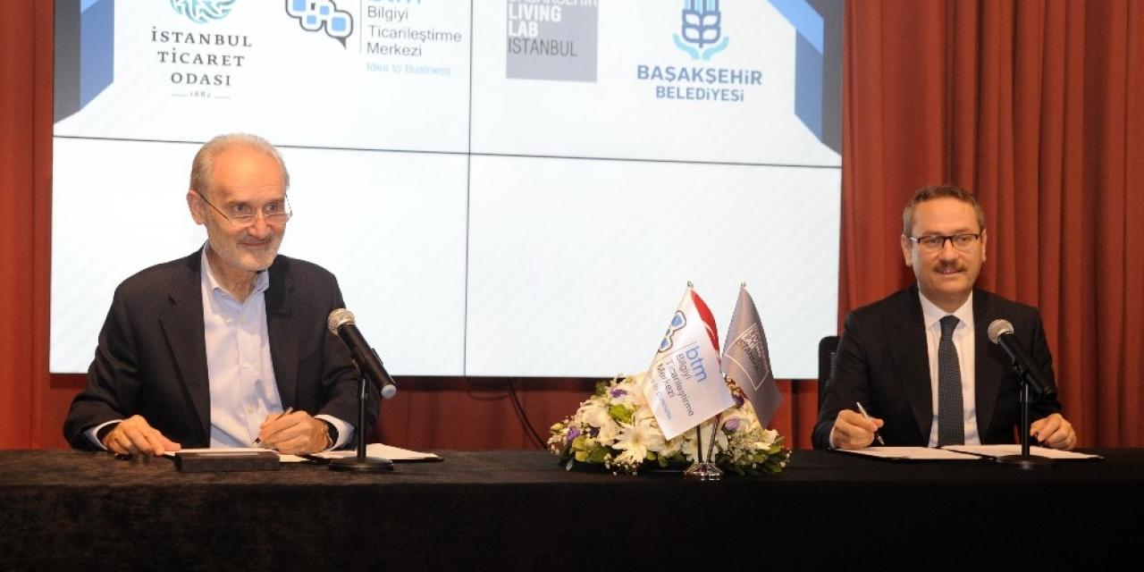 İTO ile Başakşehir Belediyesi'nden girişimcilere destek protokolü