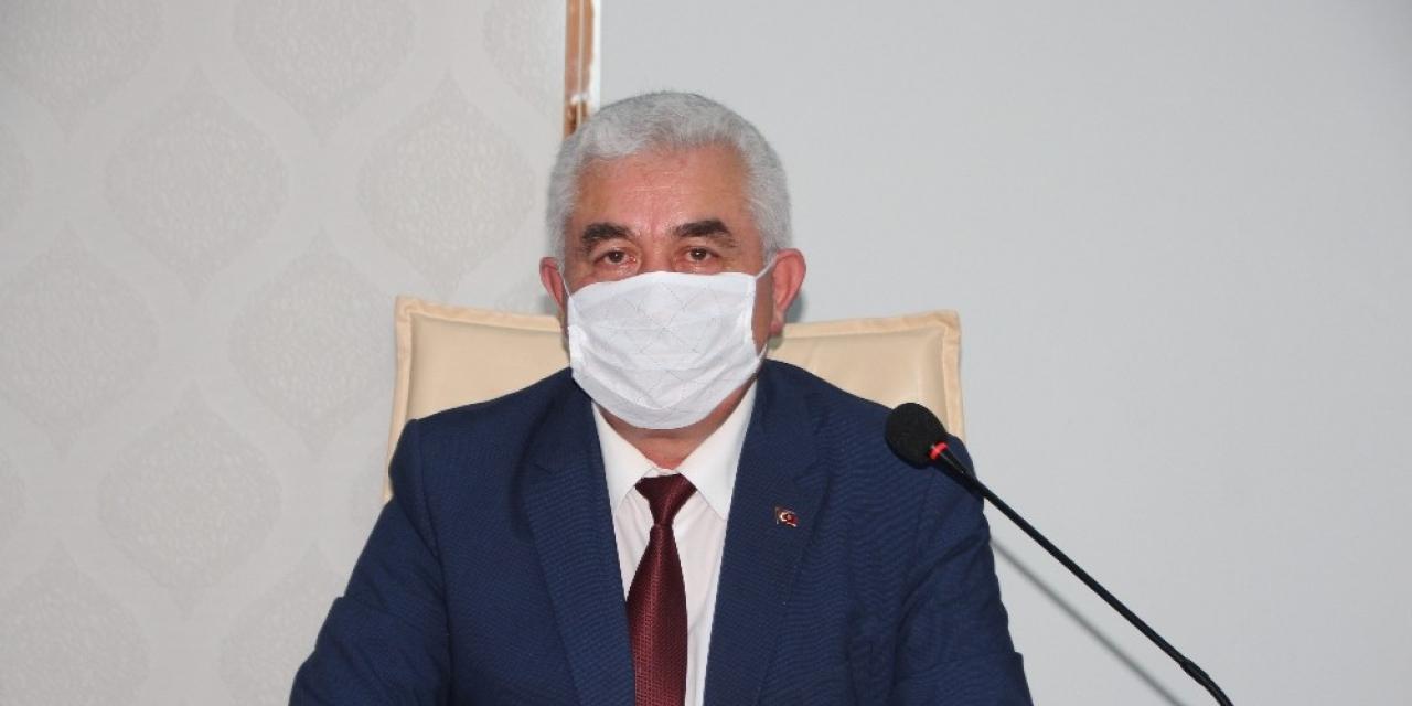 İl Genel Meclis Başkanı Osman Yılmaz'dan açıklama