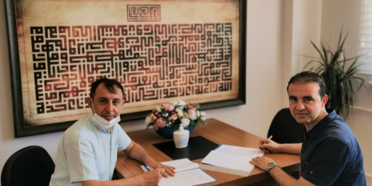 GAÜN'de eğitim işbirliği protokolü
