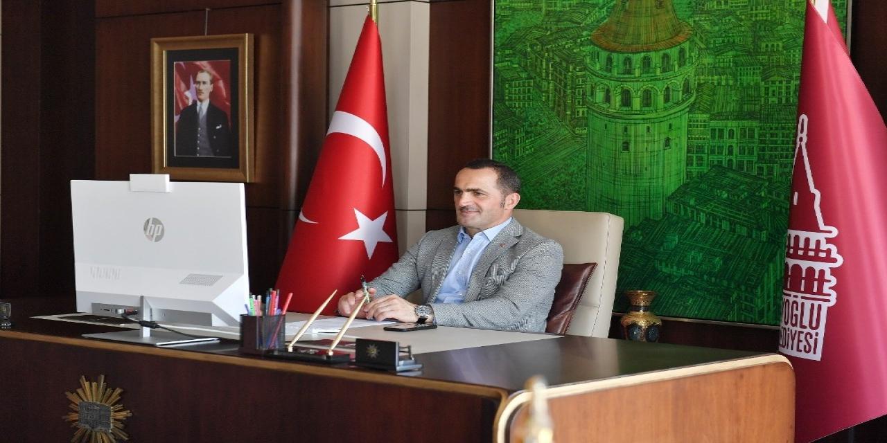 Beyoğlu Belediyesi kardeş belediyelerle işbirliğini güçlendiriyor