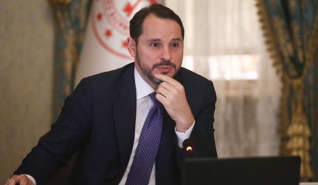 Bakan Albayrak'tan ihracat rakamlarıyla ilgili açıklama
