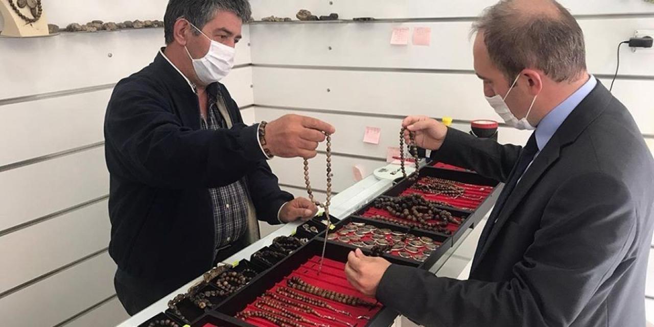 """Vali Cüneyt Epcim: """"Bayburt Kehribarını dünya çapında tanıtmak istiyoruz"""""""
