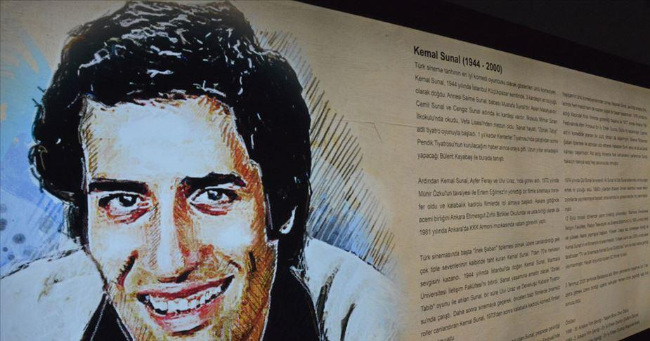 Kemal Sunal ölümünün 20. yıl dönümünde unutulmadı...