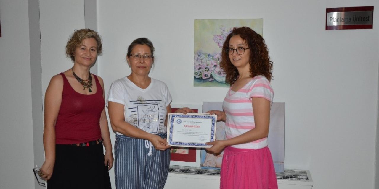 Türkiye'nin ilk online hastane sergisi açıldı