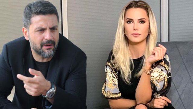 Ece Erken Şafak Mahmutyazcıoğlu ile dudak dudağa görüntülendi!