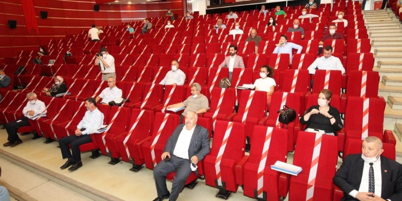 Gebze meclisinde Temmuz ayınının ilk oturumu gerçekleşti
