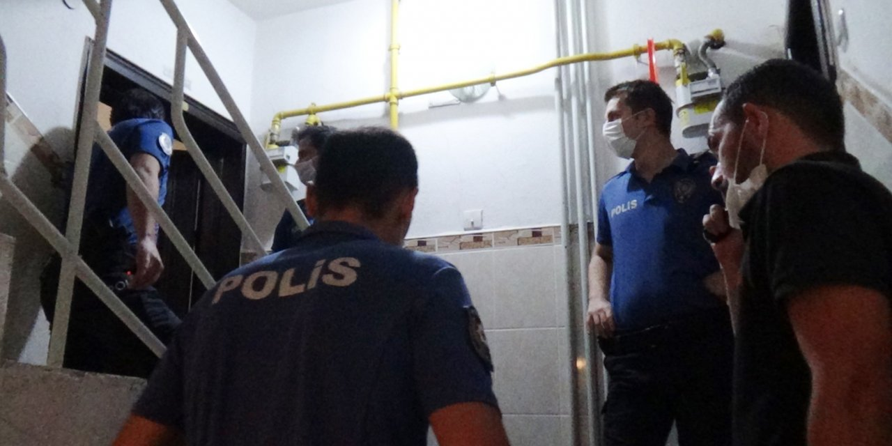 GÜNCELLEME - Kütahya'da eşinin evde şiddet uyguladığı kadını polis ekipleri kurtardı