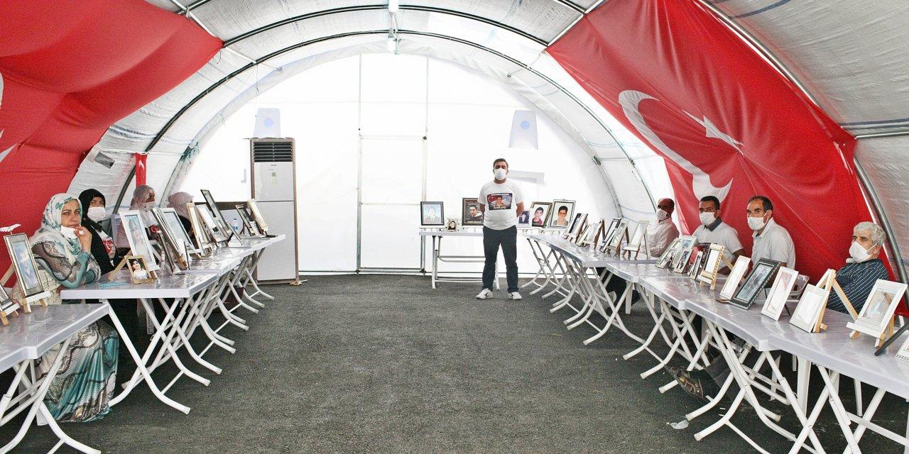 HDP önündeki eylemde 306'ncı gün