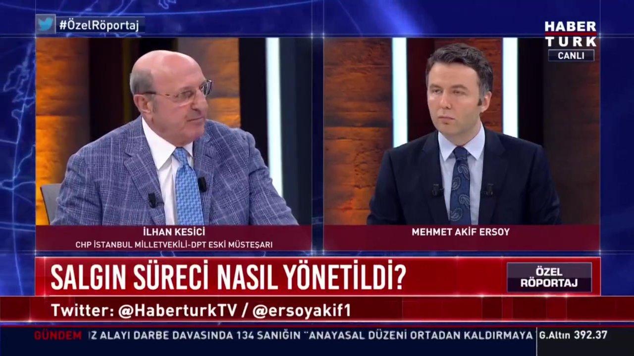 CHP'li İlhan Kesici'den şok açıklama: Fatih tablosu sahtedir