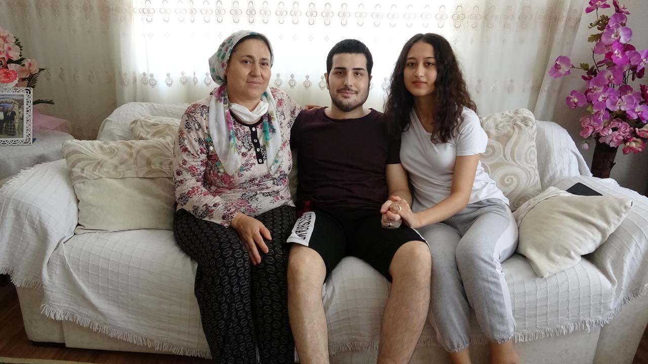 Aydın'da akıl almaz olay! Çenesinden 420 gram tümör alındı