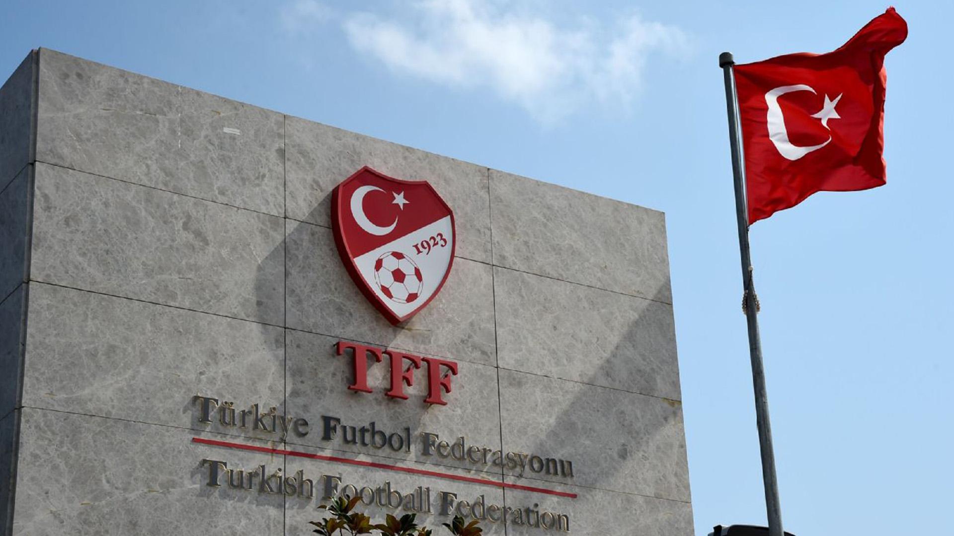 TFF açıkladı! 4 kulüp, 7 futbolcu PFDK'ye sevk edildi!