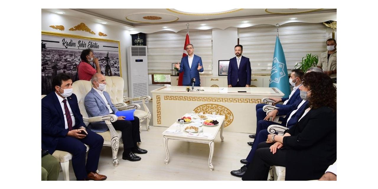 """Başkan Güngör: """"Türkiye'de ilklerden birini gerçekleştirdik"""""""