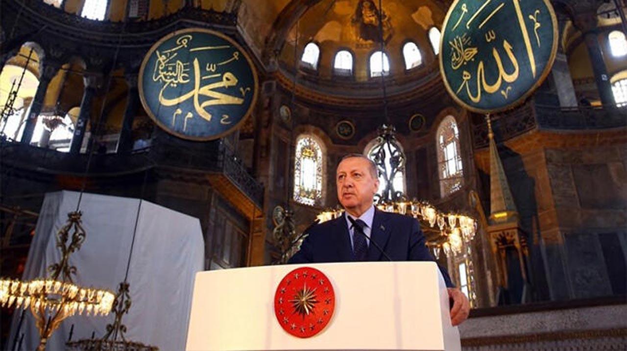 Cumhurbaşkanı Erdoğan, bu akşam Millete Sesleniş konuşması yapacak