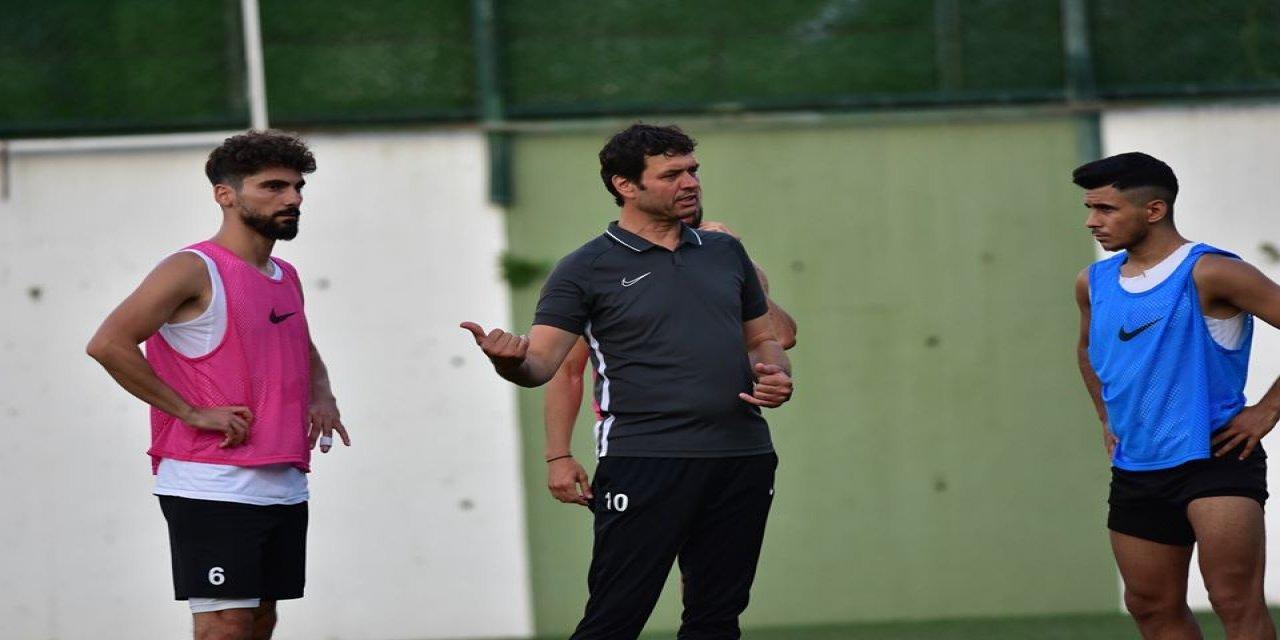Manisa FK Teknik Direktörü Arslan: Adaletli bir karar verilmeliydi