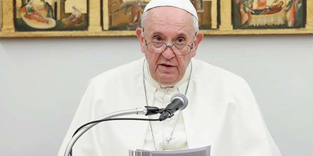"""Papa'dan Ayasofya ile ilgili açıklama: """"Çok acı verici"""""""