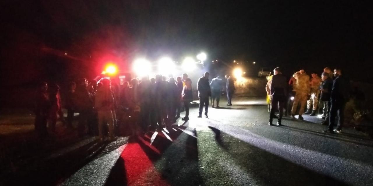 Ağrı'da selde kaybolan çocuk hayatını kaybetti