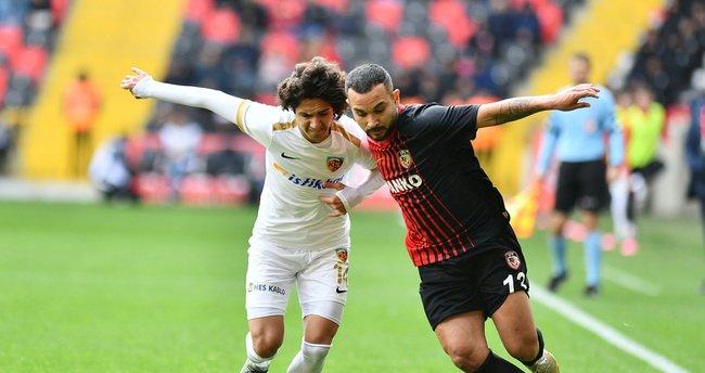 Kayserispor - Gaziantep FK maçı ne zaman? Saat kaçta? Hangi kanalda?