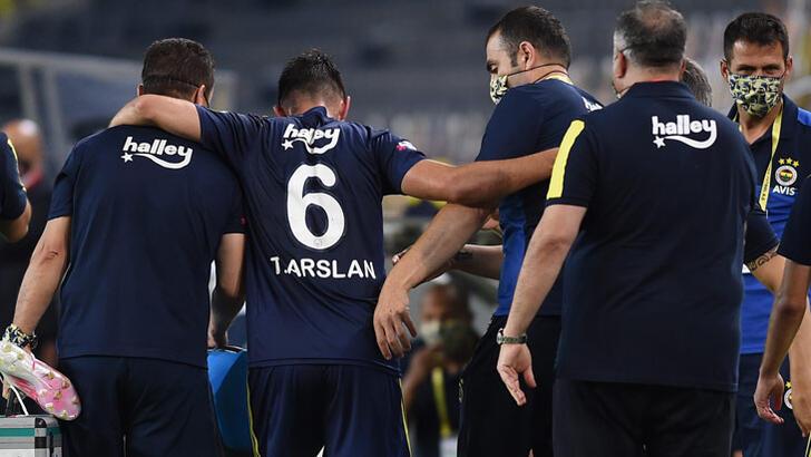 Fenerbahçe'den Falette ve Tolgay için açıklama!