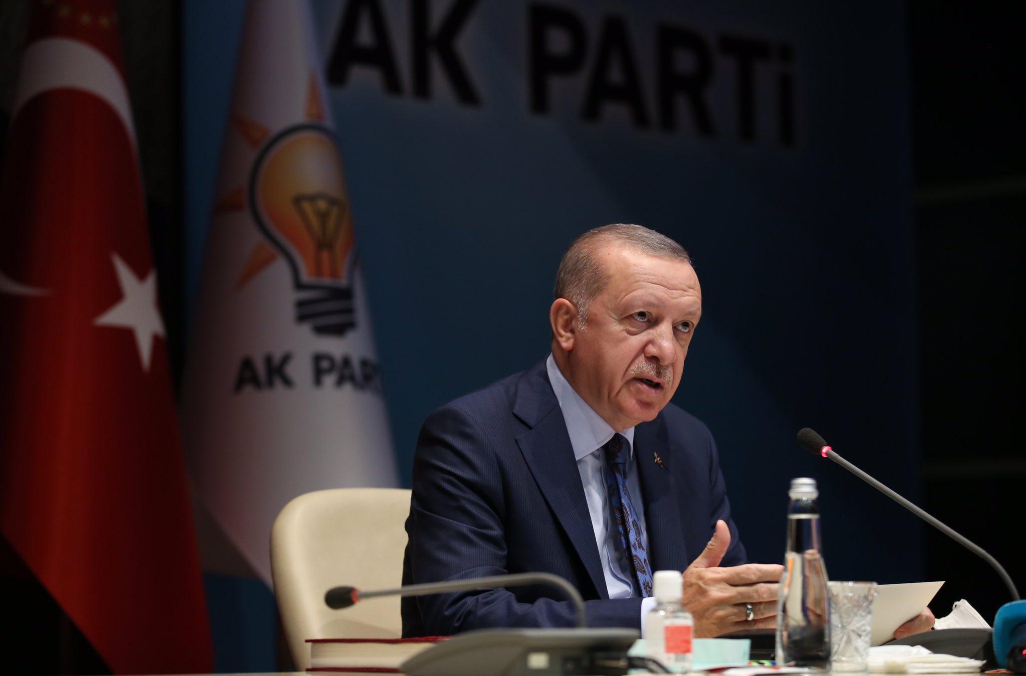Erdoğan'dan kurmaylarına Ayasofya talimatı: Önemini herkese anlatın