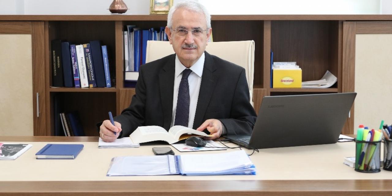 Rektör Vekili Hanifi Aslan'dan 15 Temmuz mesajı