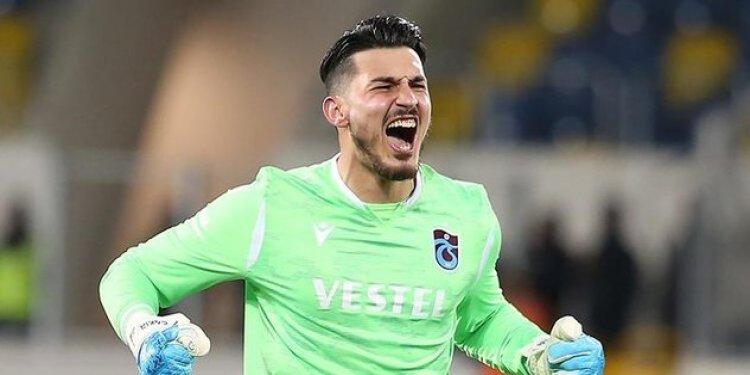 Uğurcan Çakır'a Premier Lig'den talip!