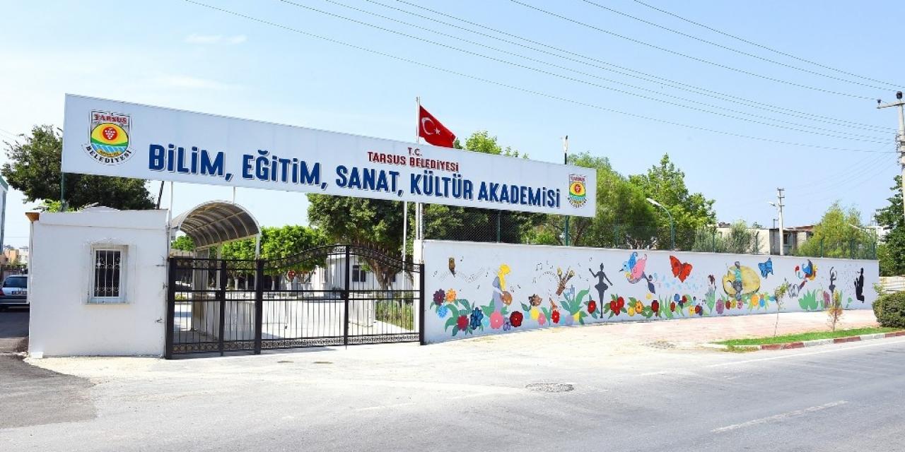 Tarsus'un en donanımlı bilim ve sanat akademisi açılıyor