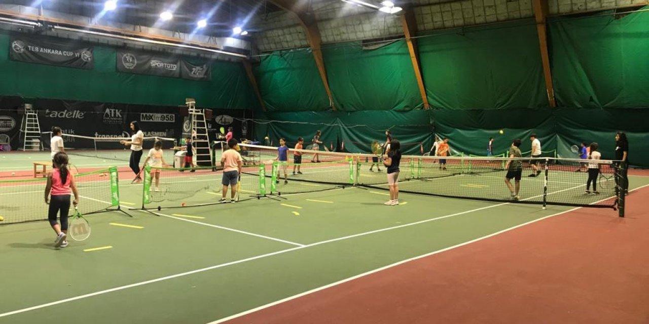 Ankara Tenis Kulübü'nden 'koronavirüs' açıklaması