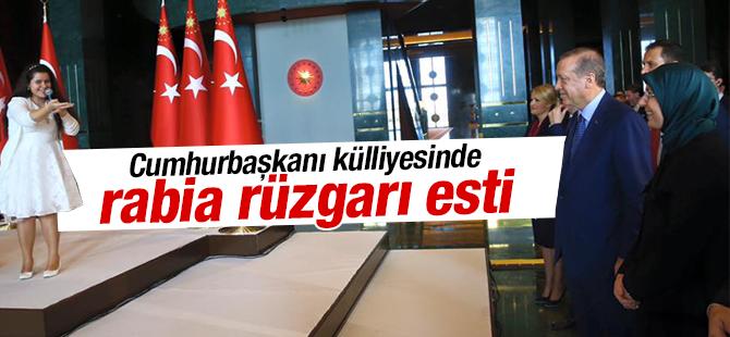 Cumhurbaşkanı Erdoğan istedi, Pendikli Rabia söyledi
