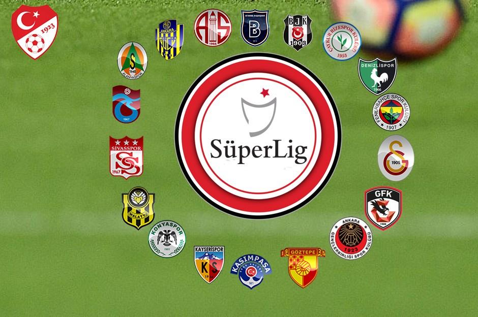 Süper Lig'de 34 haftalık macera sona erdi